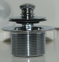 Watco 590 PP PVC CP Chrome Plated Innovator Push Pull Tubular 16 Inch image 3