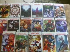 Ultimate Spiderman #1-4 6-15 150 151 152 Black Cat Cover NM 2011 - $57.87