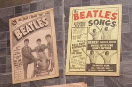 Beatles Songs Charlton Publication Summer edtn & #1 Collector's Edition ... - $28.99
