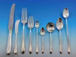 Symphony by Towle Sterling Silver Flatware Set for 8 Service 85 pcs Dinner Size - $4,995.00