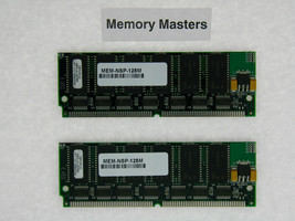 MEM-NSP-128M Approved (2x64) DRAM upgrade for Cisco 6400 series routers