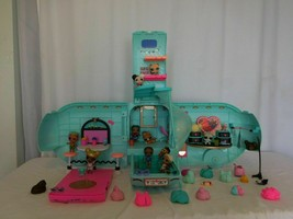 LOL Surprise 2 in 1 Glamper Fashion Camper With Accessories + Dolls, lights soun - $67.34