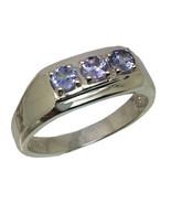 14k Tanzanite Men's Ring, FREE SIZING - $439.00
