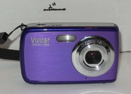 Vivitar ViviCam 7022 7.1MP Digital Camera - Grape - $32.73