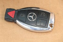 Mercedes Ignition Start Switch Module & Key Fob Keyless Entry Remote 2035450508 image 4