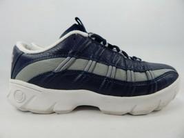 K-Swiss K-50 Size 8 M (B) EU 39.5 Women's Athletic Sneakers Shoes Navy 17273