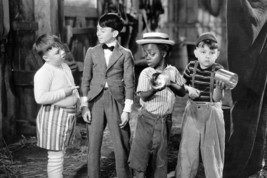 Little Rascals full length lining up 18x24 Poster - $23.99