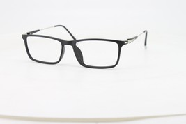 Ebe Reading Glasses Mens Womens Matte Black Bold Rectangular Full Frame - $26.96+
