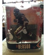 McFarlane Toys Action Figure - NFL Series 15 - CEDRIC BENSON (Chicago Be... - $18.75