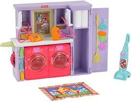 Fisher-Price Loving Family Laundry Room Playset - $14.80