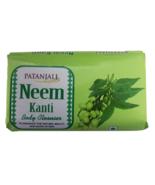 PATANJALI NEEM KANTI BODY CLEANSER SOAP BAR - 100gm - $9.99