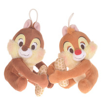 Disney store Japan chip & dale curtain tassel nuts Doorway string holder - $54.45