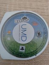 Sony Portable PSP EyePet - $4.00