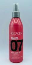Redken IRON SILK 07 Heat Styling Ultra Straightening Spray Medium Control 8.5 oz - $74.99