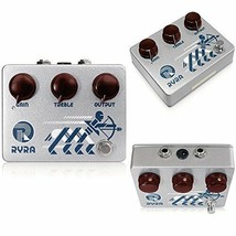 RYRA RY Earl er effector overdrive The Klone Silver Metalic genuine nati... - $370.40