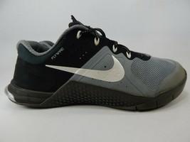 Nike Metcon 2 Tamaño 9M (B) Eu 40.5 Mujer Cruzado Zapatillas Gris 821913-001