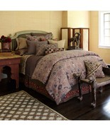 New Upstairs By Drasfield & Ross Antalya Duvet Cover Multi King Msrp$379 - $185.12
