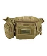 Tactical Fanny Pack - Desert Tan - $23.36