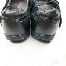 Skechers Shape Ups Mary Jane 7.5 Black Shoes Womens Sneakers Toning Rocker image 4