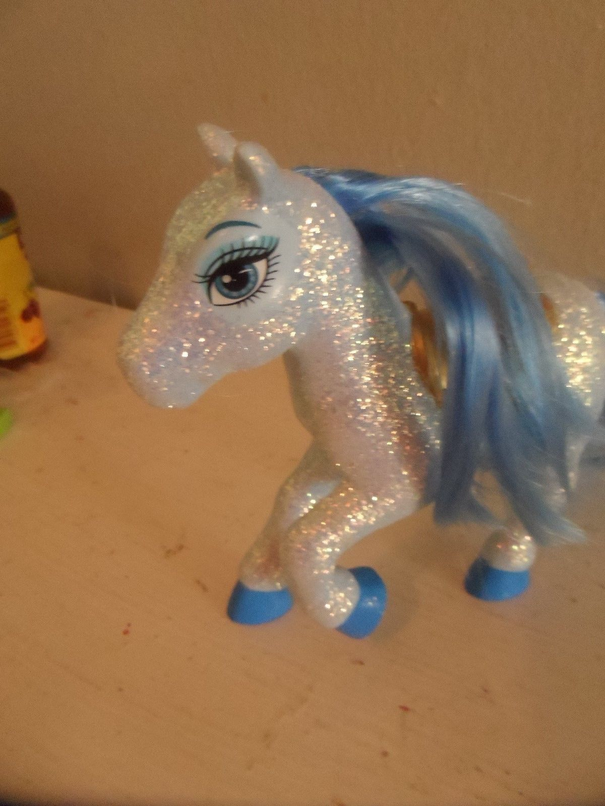 Primary image for Kelly Three Musketeers Blue Sparkle Pony Only