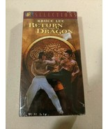 Return of the Dragon (VHS, 1997) Free USA Shipping - $6.58