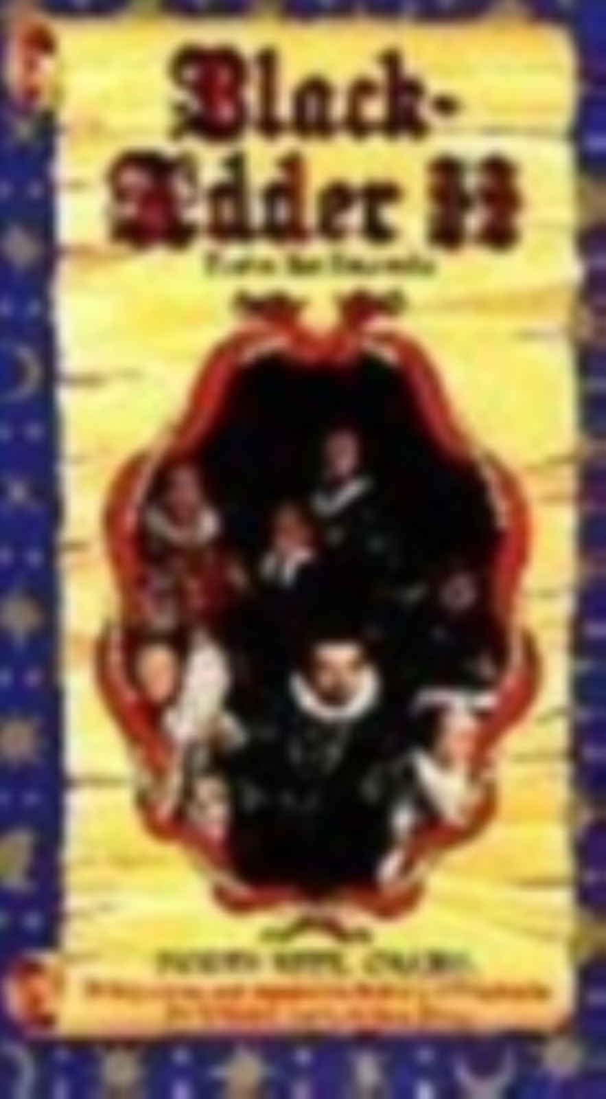 Black Adder Series 2 Part 2 Vhs
