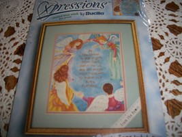 Bucilla Stamped Cross Stitch Kit 42504: Daughter - $10.00