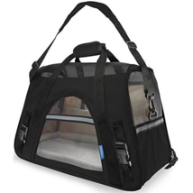 Pet Dog Cat Carrier Bag Comfort New Travel Breathable Portable Approved ... - $47.99