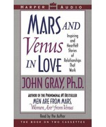 BRAND NEW FACTORY SEALED Mars and Venus in Love The Book on Two Cassettes - $12.86