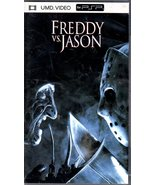 Freddy Vs Jason UMD For PSP - $9.95
