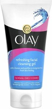 3x OLAY Gentle Cleansers Refreshing Face Wash 150ml Free UK delivery - $23.79