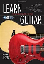 Learn Guitar: From Beginner to Pro [Hardcover] Editors of Chartwell Books - $16.02