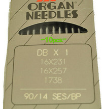 Organ Industrial Sewing Machine Needle 16X231BP-90 - $7.52