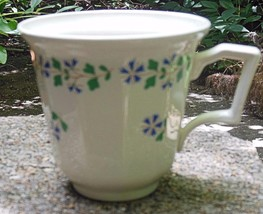 Simpson's Ltd / Pfaltzgraff Museum Collection   Mug/ Cup  Periwinkle Set of 2 - $10.00