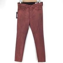 Rag & Bone Red Metallic High Rise Skinny Jeans women size 31 new NWT - $127.71
