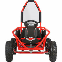 MotoTec Mud Monster 98cc 4-Stroke Kids Off the Road Go Kart Age 13+ Up to 25 MPH image 13