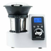 H.Koenig HKM1032 Robot Of Kitchen Sistema. Menu Preprogramados + Sleep «... - $380.57