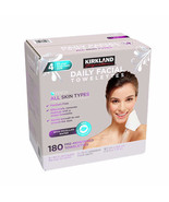Kirkland Signature Micellar Daily Facial Cleansing Towelettes - 180-count - $22.99