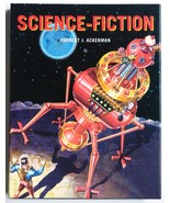 Forrest J Ackerman's World of Science Fiction French HC Book Taschen 1998 - $49.95