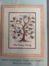 **Family Tree Dimensions Needle crafts Counted Cross Stitch Kit, Curvy O... - $12.99