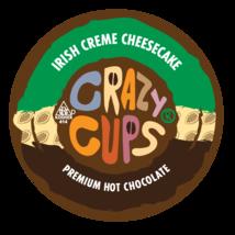 Crazy Cups Irish Creme Cheesecake Hot Chocolate 22 to 88 K cups Pick Any... - $24.99+