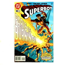 "Superboy #54 DC 1998 NM ""Darkness and Light"" Krypto Guardian 1st Appeara... - $4.90"