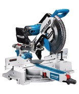 "Hercules 12"" Dual-Bevel Sliding Compound Miter Saw W/ Precision LED Shad... - $475.00"