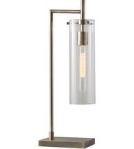Adesso 3852-21 Desk Lamps Antique Brass Metal Dalton - $130.00