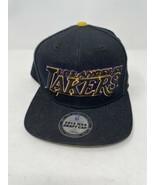 Adidas Los Angeles Lakers 2013 NBA Draft Cap SnapBack Hat  - $19.79