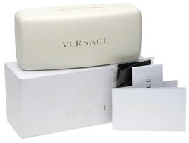 VERSACE LARGE WHITE CASE Eyeglasses Sunglasses w/ Accessories3 162x72x65... - $23.52