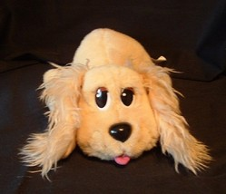 Mattel Pound Puppy Talking Interactive Pick-Me Pups Tan 2004 - $15.99