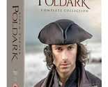 Poldark: Complete Series, Seasons 1-5 SET BOX NEW FACTORY SEALED FREE SHIPPING - €108,32 EUR