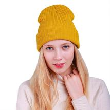 Women's Warm cap Baggy Weave Crochet Winter Wool Knit Ski Beanie Skull C... - ₨898.64 INR