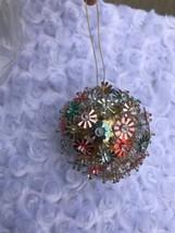 Vintage Christmas Ornament - $17.81